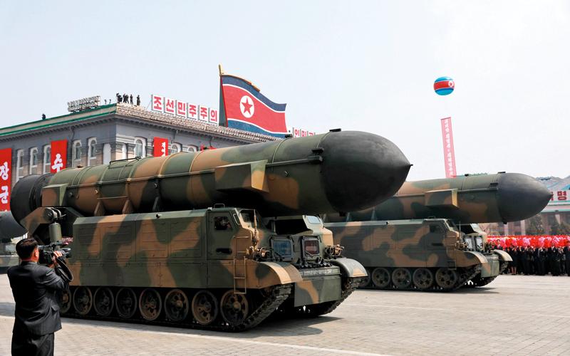 «التجربة الليبية» تقنع كوريا الشمالية بعدم الثقة بأميركا