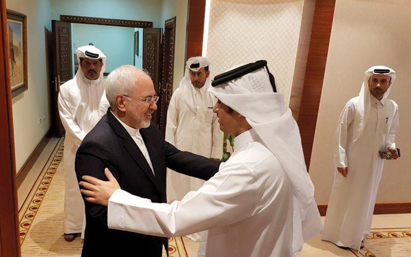 إيران تُغرق أسواق قطر بمـــواد فاسدة.. والدوحة تعتبر طهران «حليـفاً»