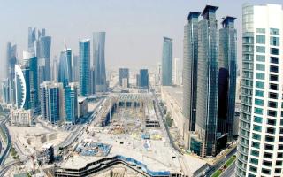 الصورة: هبوط حاد في سوق العقارات القطرية مع تراجع ثقة المستثمرين