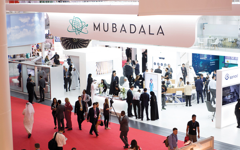 لدى «ستراتا» التابعة لشركة مبادلة 750 موظفاً حالياً بنسبة توطين تصل إلى 51%. تصوير: أحمد عرديتي