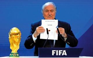 الصورة: مسؤول كبير في «الفيفا» تقاضى مليون دولار مقابل التصويت لمونديال قطر