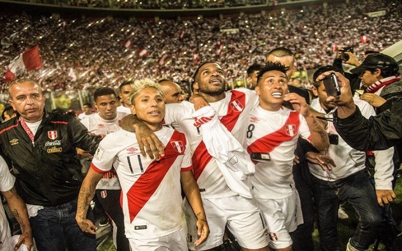 الصورة: تعرف إلى تصنيف منتخبات مونديال روسيا بعد تأهل بيرو
