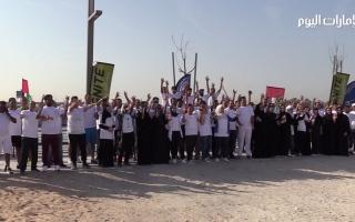 الصورة: بالفيديو.. مؤسسة دبي للإعلام تقبل تحدي دبي للياقة