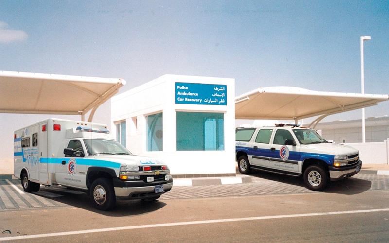 الصورة: مقترح بإنشاء مدرسة لتعليم قيادة مركبات الطوارئ