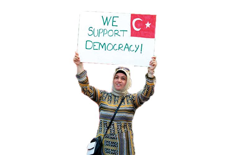 العلاقات الأميركية التركية تتأرجح بين الصداقة والعداوة منذ سنوات