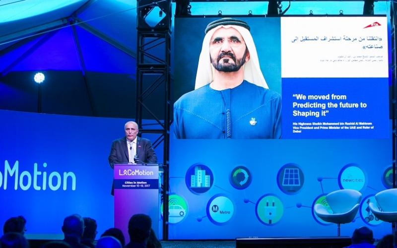 الصورة: طرق دبي تعلن عن تحدي دبي العالمي للتنقل ذاتي القيادة