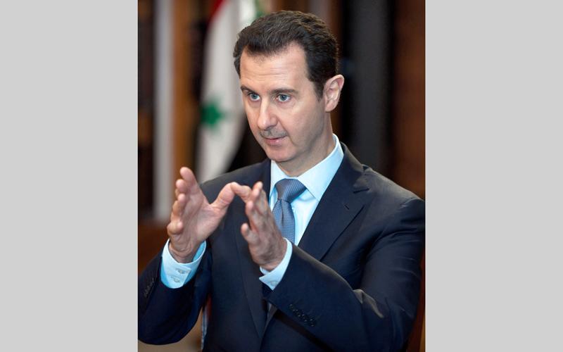 آمال التخلص من الرئيس السوري أو تأمين حكومة إصلاحية.. تعتبر بعيدة المنال.  إي.بي.أيه