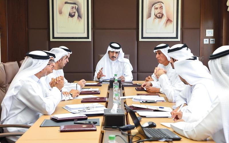 الصورة: «مبادرات رئيس الدولة» تعتمد مشروعات تنموية بـ 200 مليون درهم