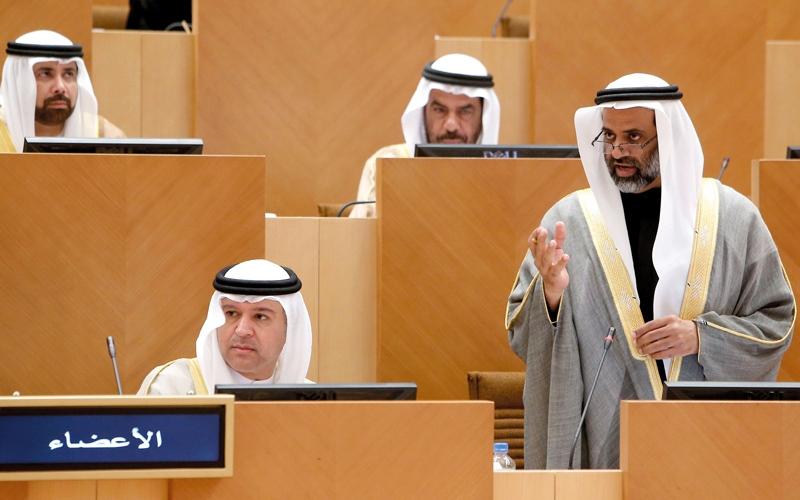 الصورة: «رؤساء لجان الوطني» تدعو  إلى الالتزام بالمواعيد لإنهاء المناقشات