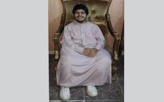 الصورة: شاهد أشهر سمين في السعودية يظهر بوزنه الجديد
