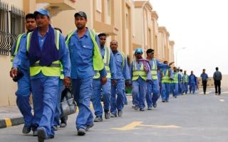 الصورة: «سي آي إيه» تصنف قطر «وجهة  للاتجار بالبشر»