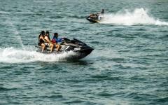 الصورة: أنشطة مائية وشاطئية في دبي