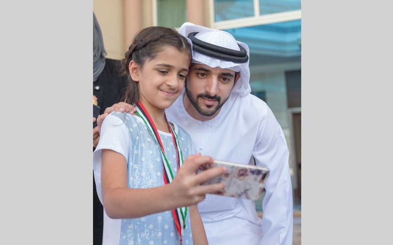 الصورة: ولي عهد دبي: التفوق يدوم للأبد ويبني الأوطان ويرفع البنيان بلا عمد