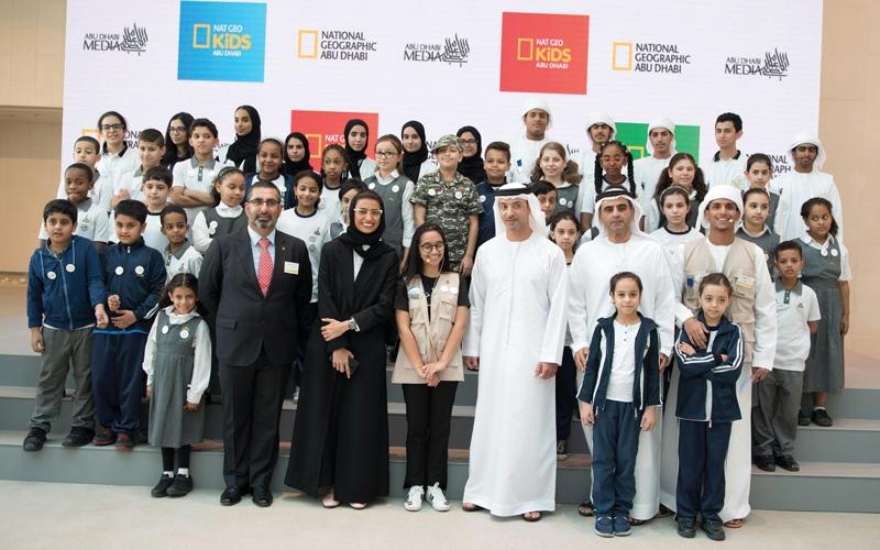 الصورة: «ناشيونال جيوغرافيك كيدز».. رهان على تطوير ثقافة الطفل العربي