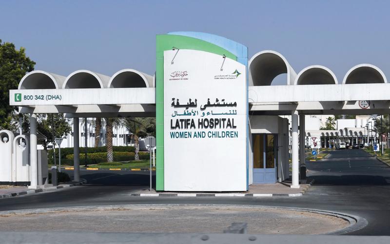 تقرير مستشفى لطيفة أكد أن حالة الطفل استدعت مكوثه في العناية المركزة لمتابعته بصورة مستمرة. اشوك فيرما