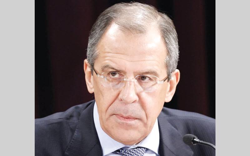 لافروف ذكر أن الروس لن يجبروا الميليشيات الشيعية الموالية لإيران على الانسحاب من المواقع القريبة من الحدود السورية مع إسرائيل.  أرشيفية