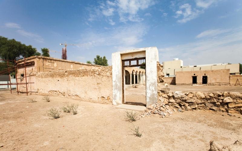 الصورة: «بيتي القديم».. جولات تستكشف الطرز العمرانية في العين