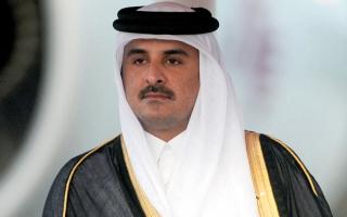 الصورة: قطر تهرول لدور مفقود في سورية عبر البوابة الروسية