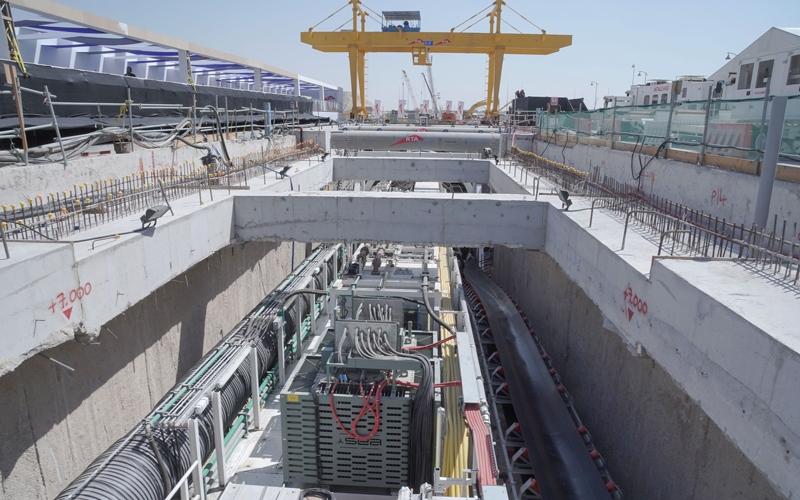 الصورة: «طرق دبي»: مشروعات بكُلفة 15 مليار درهم استعداداً لـ «إكسبو»