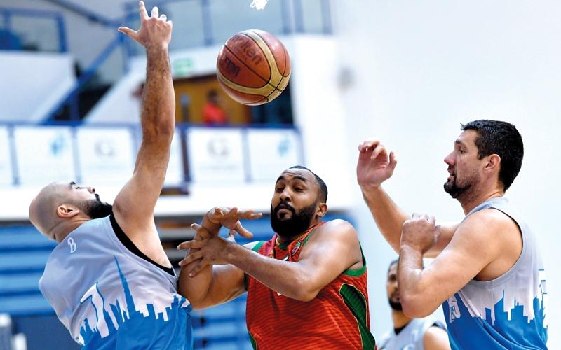 الصورة: ذكريات الـ 101 نقطة تؤرّق بني ياس والنصر في دوري السلة