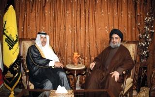 الصورة: سياسي أميركي يتـــوقــع فرض واشنطن عقوبات على قطر لدعمها «حــزب الله»