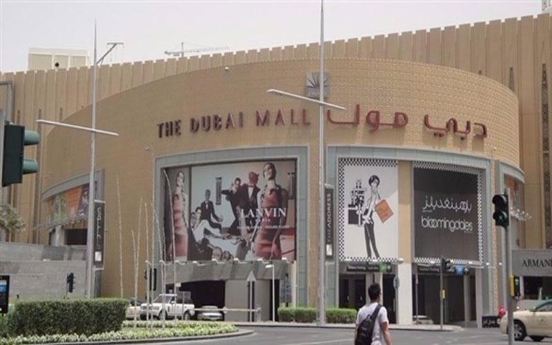 """الصورة: كثافة مركبات باتجاه """"دبي مول""""...والسبب """"التخفيضات الكبرى"""""""