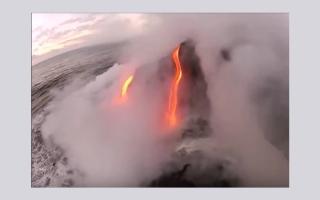 الصورة: فيديو يرصد الظواهر والكوارث الطبيعية بتقنيتي الـ (Time Lapse) و الـ (Slow Motion).