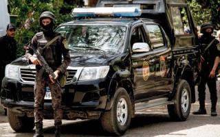 الصورة: الداخلية المصرية تعلن مقتل 11 إرهابياً  خلال حملة أمنية بالإسماعيلية