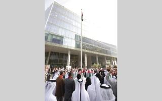 الصورة: «دبي للتصميم» يحتفل باليوم الوطني