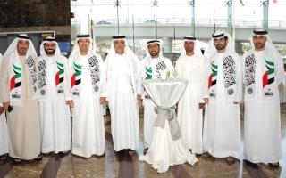 الصورة: «دبي للسياحة» تحتفل باليوم الوطني الـ 46