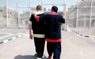 الصورة: حملة لإطلاق 46 سجيناً من المتعثرين في قضايا مالية