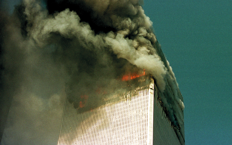 واشنطن تبذل جهوداً جبارة لعدم تكرار حادثة 11 سبتمبر.  غيتي