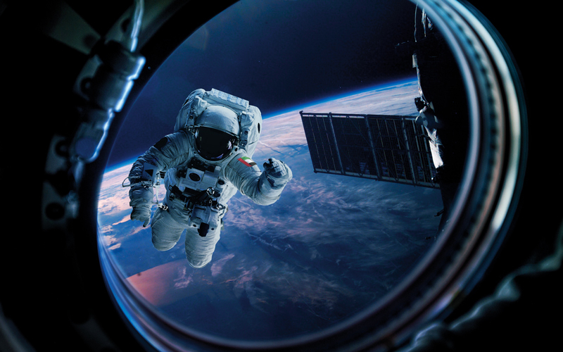 إطلاق أول برنامج لإعداد وإرسال روّاد فضاء إماراتيين