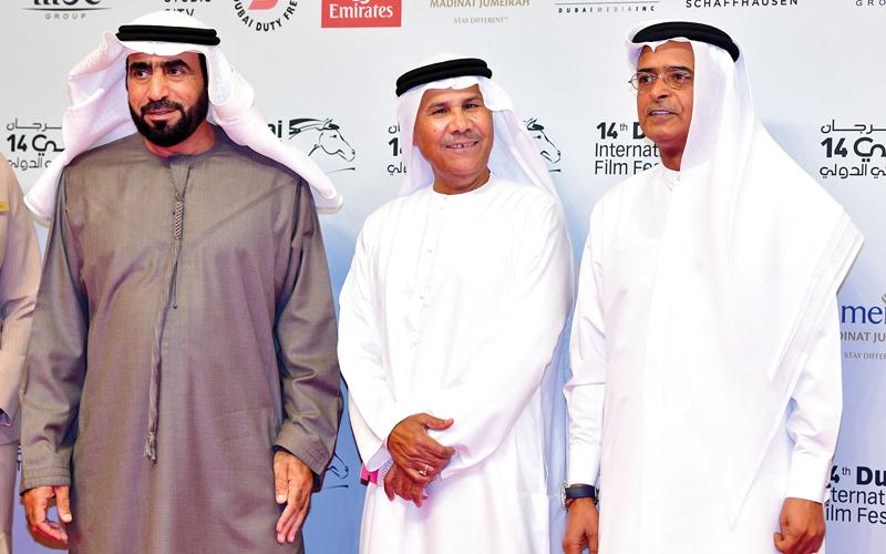 «دبي السينمائي».. 140 فيلماً «تـأتيـك» من العالم