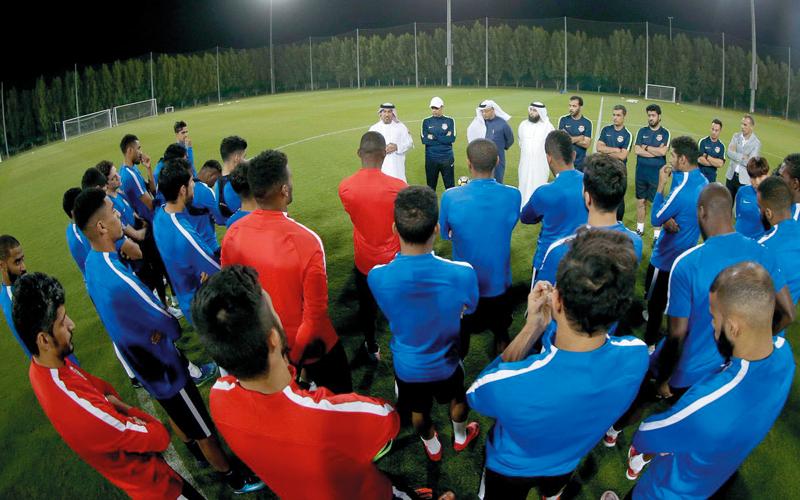 أقوى تحدٍّ لمهدي مع شباب الأهلي يبدأ اليوم أمام الوصل.  الإمارات اليوم