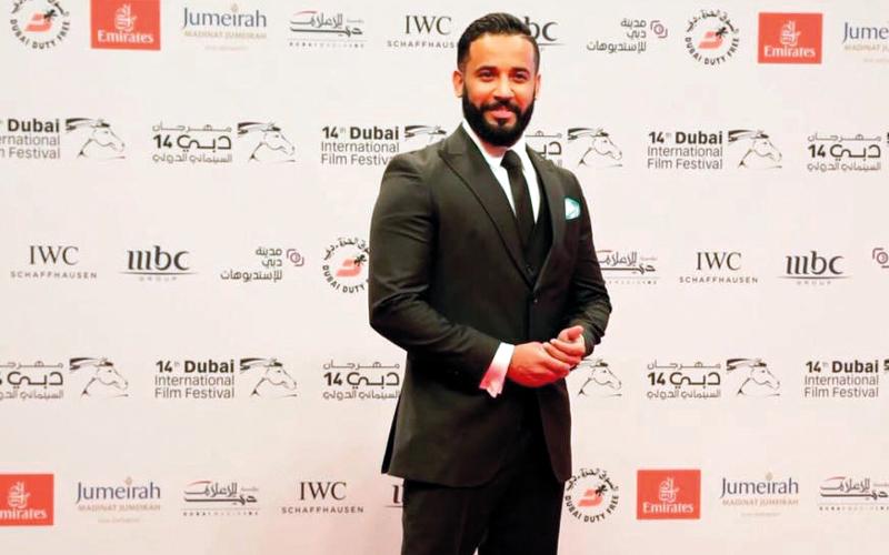 مروان عبدالله: الجائزة تمنحني التفاؤل تصوير: باتريك كاستيللو