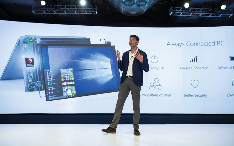 محاولة جديدة لإنتاج حاسبات شخصية شبيهة بالهواتف الذكية - الإمارات اليوم
