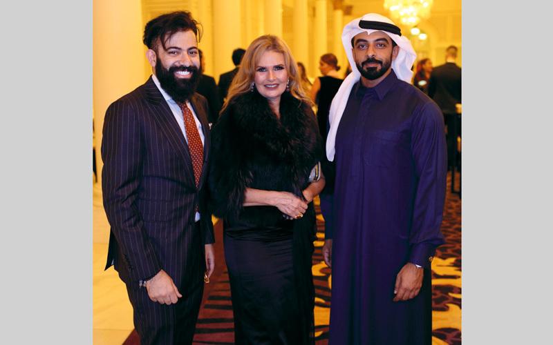 «دبي السينمائي» يجمع نجوم العالم في مزاد خيري