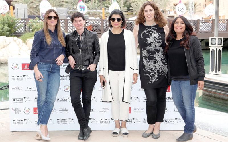 «دبي السينمائي» يصل المحطة الأخيرة لدورته الـ 14 اليوم