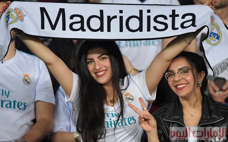 صور مشجعات ريال مدريد Youtube 10