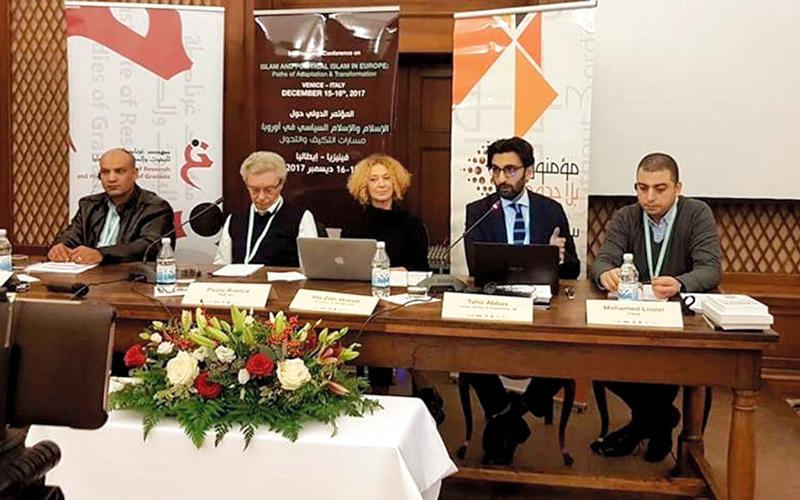 المؤتمر أكد أن الجماعات التي مولتها الدوحة في أوروبا سيطرت على اتحاد المنظمات الإسلامية «لواف». من المصدر