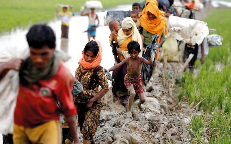 الجيش البورمي يجري  تحقيقاً بعد اكتشاف مقبرة جماعية