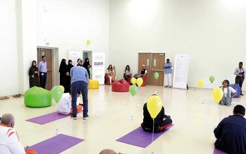 الصورة: «دبي للثقافة» تفعّل مبادرة «أنغام السعادة»