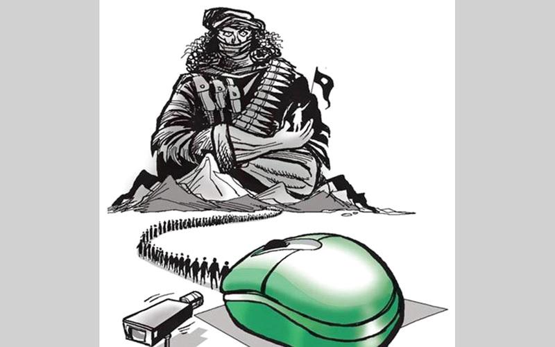 العالم الافتراضي.. «بوابة داعشية» لقتل الإنسانية بسلاح «الأطفال» (1-2)
