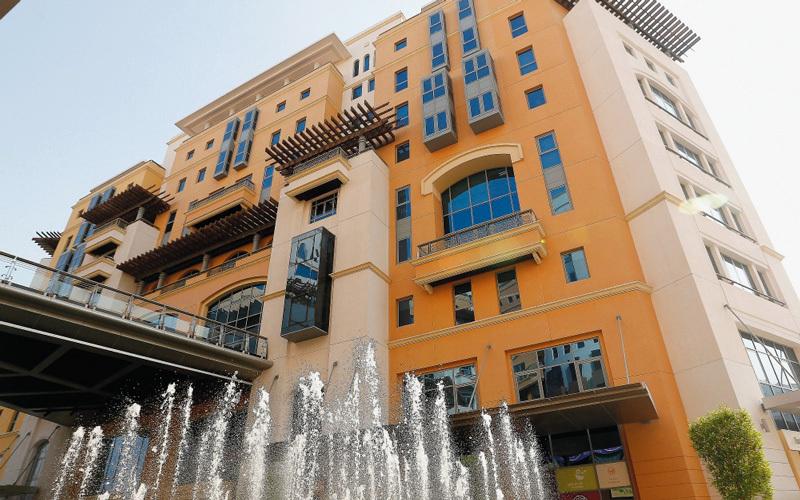 التاجر شكر اقتصادية دبي على الجهود التي تبذلها لإرجاع الحق إلى أصحابه. أرشيفية