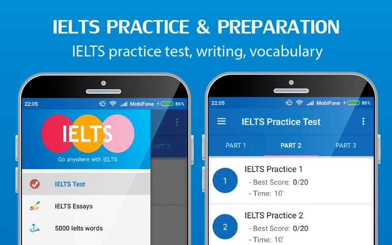 الصورة: IELTS Practice.. للمساعدة في اجتياز اختبار IELTS