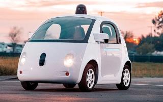 الصورة: «زد إف» تبتكر عجلة قيادة للسيارات الذاتية