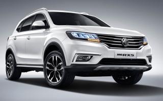 الصورة: «MG» تقدّم «RX5» الأقل ثمناً لفئة السيارات المتعددة الاستخدامات  في المنطقة