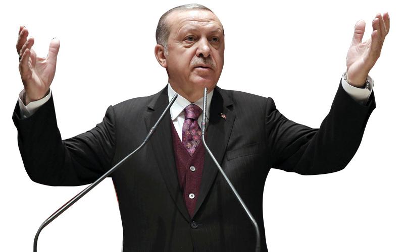 «التعصب العثماني» لدى أردوغان يرجع إلى طبيعة تنشئته السياسية. ارشيفية