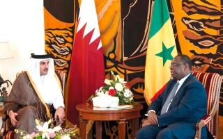 الصورة: إفريقيا تزيد عزلة قطر رغم الاستثمارات الضخمة